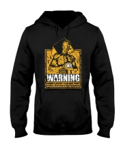 Pin Head Warning Hooded Sweatshirt thumbnail