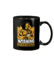 Pin Head Warning Mug thumbnail