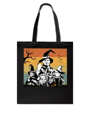 Halloween witch horror Tote Bag thumbnail