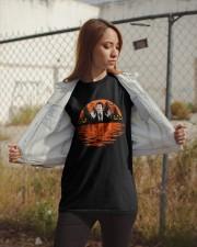 sunset science halloween Classic T-Shirt apparel-classic-tshirt-lifestyle-07