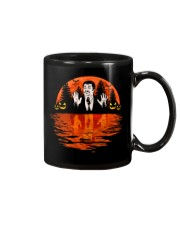 sunset science halloween Mug thumbnail