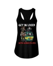 Get in loser Ladies Flowy Tank thumbnail