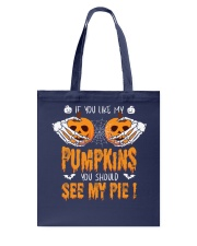 If you like my pumkins Tote Bag thumbnail