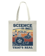 Science is Magic that's real Tote Bag thumbnail