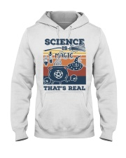 Science is Magic that's real Hooded Sweatshirt thumbnail