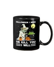 Halloween I need Mug thumbnail