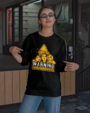 Hocus Pocus Warning Long Sleeve Tee apparel-long-sleeve-tee-lifestyle-08