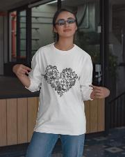 Dinosaur teacher Long Sleeve Tee apparel-long-sleeve-tee-lifestyle-08