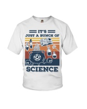 It's Just A Bunch Of Science Youth T-Shirt thumbnail