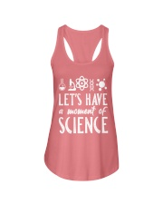 Let's have a moment of Science Ladies Flowy Tank thumbnail