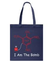 I am the bomb Tote Bag thumbnail
