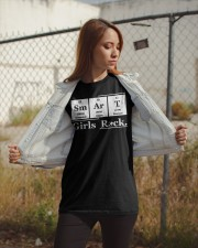 Smart girls rock Classic T-Shirt apparel-classic-tshirt-lifestyle-07