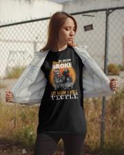 My broom broke Classic T-Shirt apparel-classic-tshirt-lifestyle-07