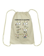 Chemistry is awesome Drawstring Bag thumbnail