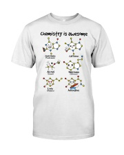 Chemistry is awesome Classic T-Shirt thumbnail