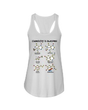 Chemistry is awesome Ladies Flowy Tank thumbnail