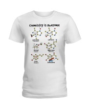 Chemistry is awesome Ladies T-Shirt thumbnail