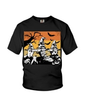 Halloween witch - horror Youth T-Shirt thumbnail