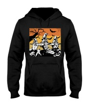 Halloween witch - horror Hooded Sweatshirt thumbnail