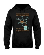 I make coffee disappear Hooded Sweatshirt thumbnail