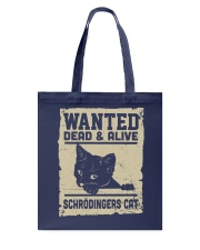 Wanted dead or alive Tote Bag thumbnail