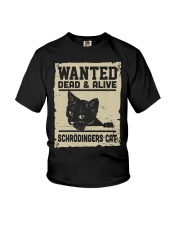 Wanted dead or alive Youth T-Shirt thumbnail