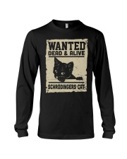 Wanted dead or alive Long Sleeve Tee thumbnail