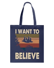I want to believe Tote Bag thumbnail