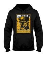 The Predator Warning Hooded Sweatshirt thumbnail