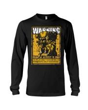 The Predator Warning Long Sleeve Tee thumbnail