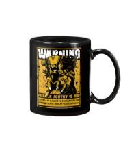 The Predator Warning Mug thumbnail