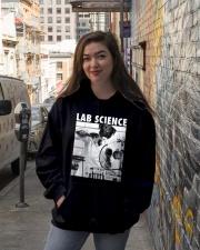Lab Science Hooded Sweatshirt lifestyle-unisex-hoodie-front-1