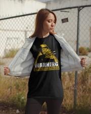 Freddy Krueger Warning Classic T-Shirt apparel-classic-tshirt-lifestyle-07