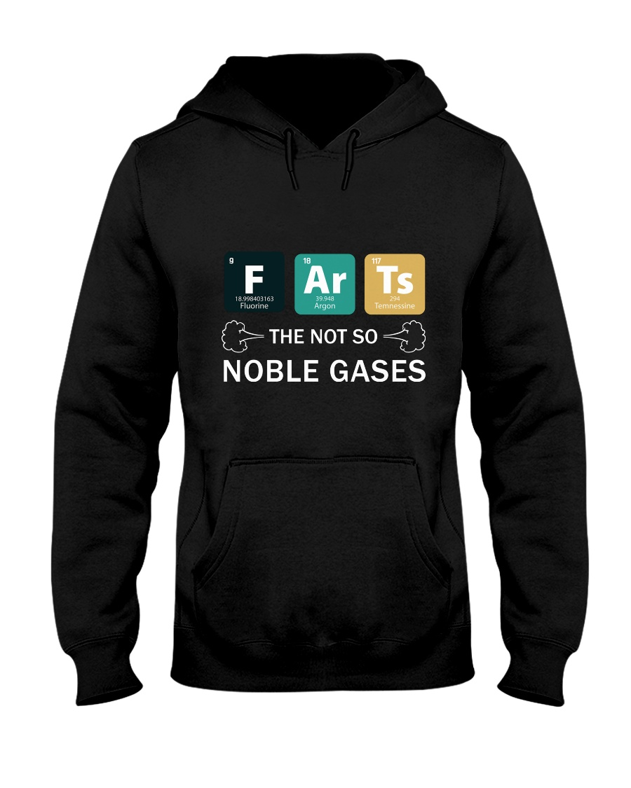 Fart Hooded Sweatshirt