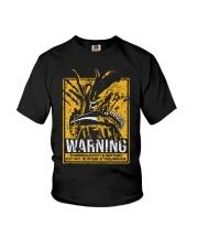 Xenomorph Warning Youth T-Shirt thumbnail