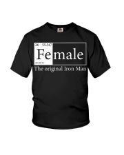 Female The Original Ironman Youth T-Shirt thumbnail