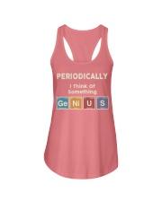 Periodically i think of something genius Ladies Flowy Tank thumbnail