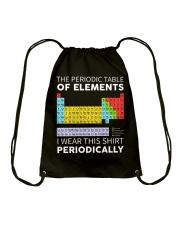I wear this shirt periodically Drawstring Bag thumbnail