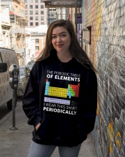 I wear this shirt periodically Hooded Sweatshirt lifestyle-unisex-hoodie-front-1
