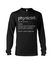 Physicist Define Long Sleeve Tee thumbnail