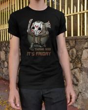 TGIF Classic T-Shirt apparel-classic-tshirt-lifestyle-21