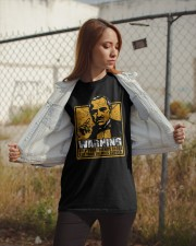 The Godfather Warning Classic T-Shirt apparel-classic-tshirt-lifestyle-07