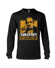 The Godfather Warning Long Sleeve Tee thumbnail
