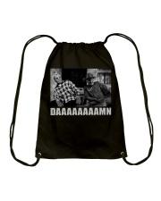 daaaaaaaamn Drawstring Bag thumbnail