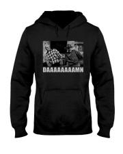 daaaaaaaamn Hooded Sweatshirt thumbnail
