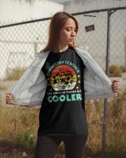 Chemistry teacher Classic T-Shirt apparel-classic-tshirt-lifestyle-07