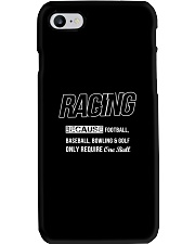 Racing is Life Phone Case tile