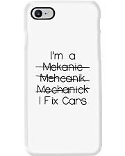 I love cars Phone Case thumbnail