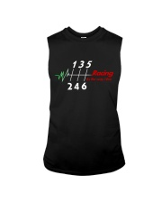 Racing is the way we live Sleeveless Tee thumbnail