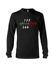 Racing is the way we live Long Sleeve Tee thumbnail
